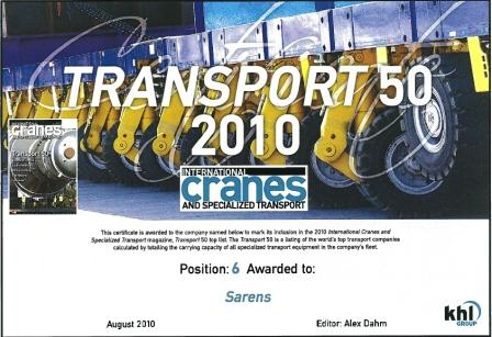 IC transport 2010
